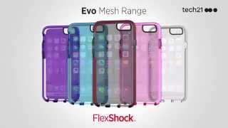 Tech21 Evo Mesh Case for iPhone 6, 6S & 6 Plus