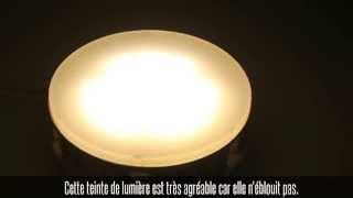 ampoule led gx53 7w 110 550 lm 3000 k