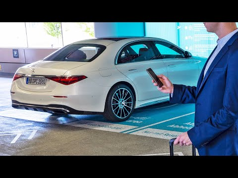 2021 Mercedes S-Class - Automated Valet Parking (WORLD'S FIRST)