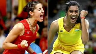 PV Sindhu wins silver medal in olympics final match. Insipiring Moments... must watch..