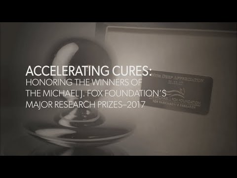 Honoring the Winners of The Michael J. Fox Foundation's 2017 Major Research Prizes