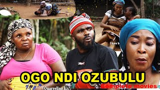 Ogo Ndi Ozubulu compete Movies || A sweet family that runs into problem because of male child - Chief Imo Comedy