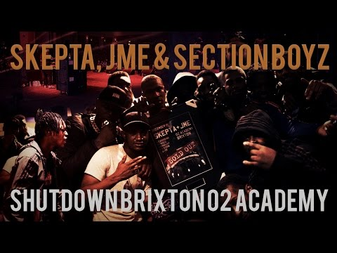 Section Boyz, Skepta & JME LIVE @ Brixton O2 Academy (Sold Out) | @SectionBoyz_ @Skepta