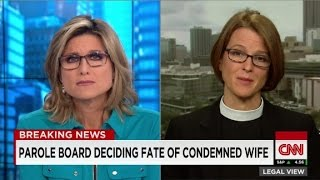 Ashleigh Banfield discusses Kelly Gissendaner's fate