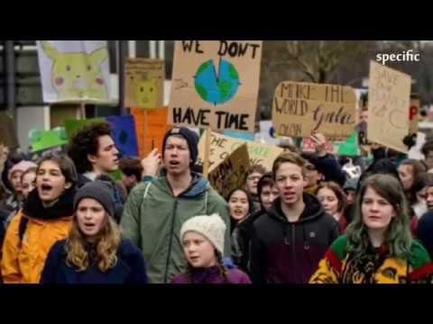 Global warming: Children's climate strike spreads worldwide | UK news today