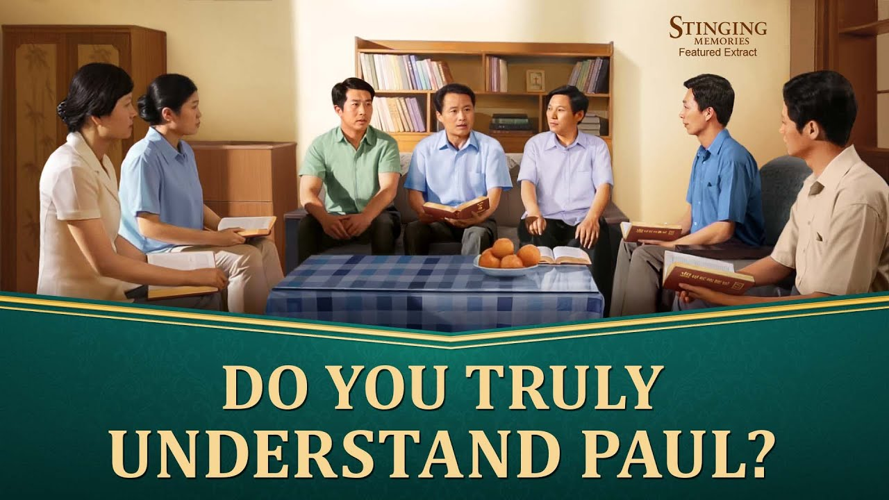 """Gospel Movie Extract 4 From """"Stinging Memories"""": Do You Truly Understand Paul?"""