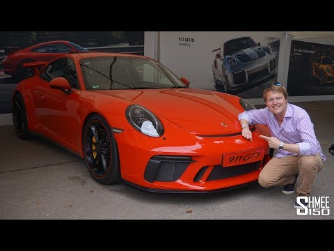 I'VE BOUGHT A PORSCHE GT3!