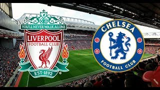 Liverpool VS Chelsea - Live Super Cup UEFA Final 14/08/2019