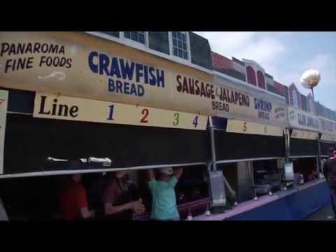 Jazz Fest 2014: Crawfish