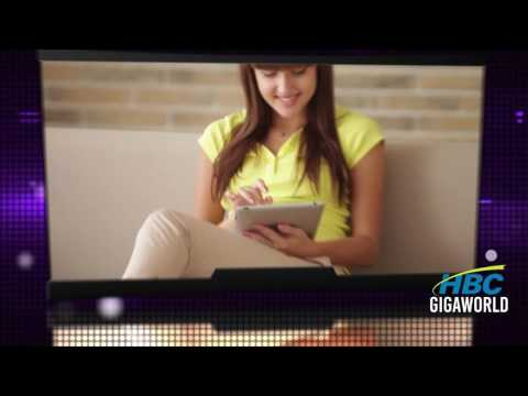 HBC Gigaworld Surf Stream Share