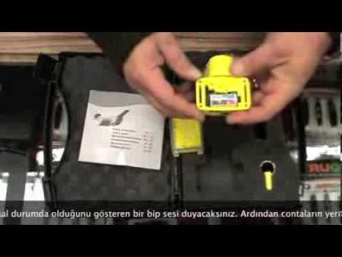 Guntack Beeper Tasma Görsel Kullanma Kılavuzu - Beeper Tasma Nasıl Kullanılır