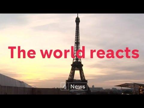 World reaction to Paris attacks