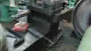 大きさ材質問わず汎用旋盤で削る。そしてパイプR曲げは。2008.7.11 thumbnail