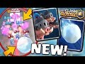 NEW ROYAL HOGS & GIANT SNOWBALL CARDS GAMEPLAY!   Clash Royale   NEW CARDS GAMEPLAY! OP!?