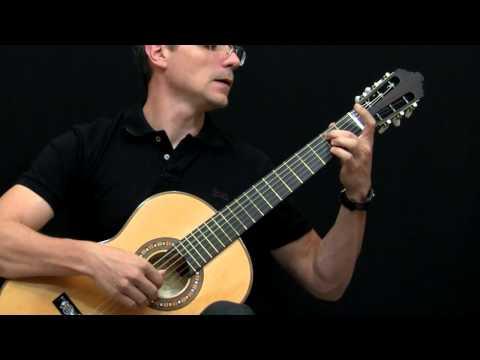 Adelita - Francisco Tárrega - Classical Guitar