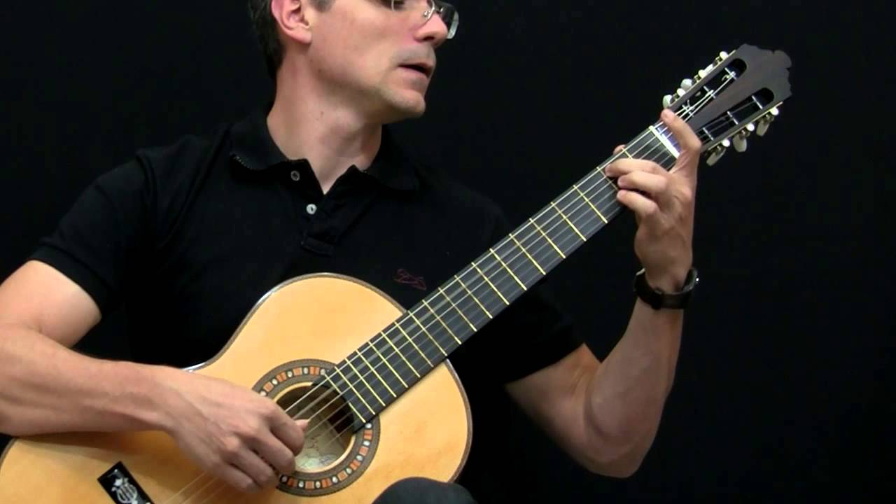 Adelita - Francisco Tárrega - Classical Guitar
