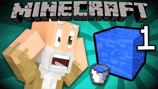 If There was Only ONE Water Block - Minecraft