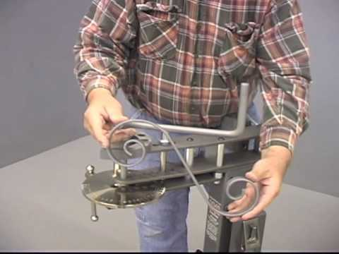 2040 Compact Bender   Metal Pipe U0026 Rod Bending Tool   ShopOutfitters.com