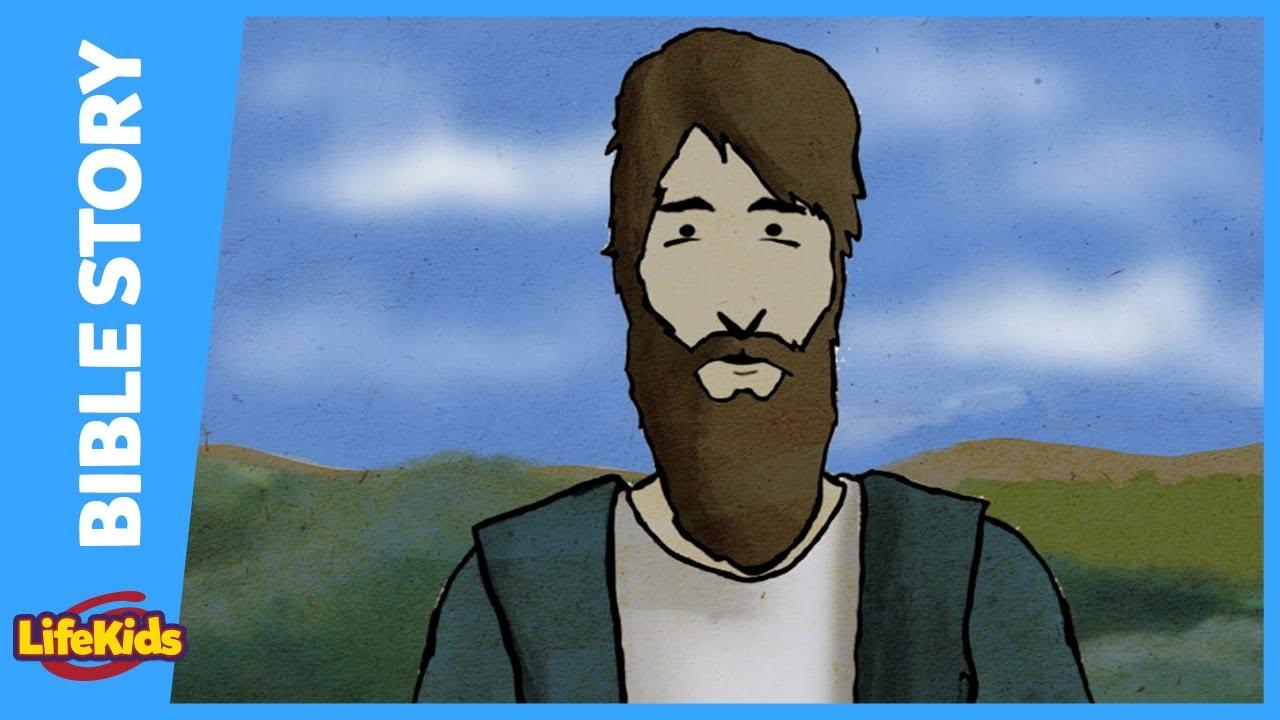 Bible Theater: John - Jesus knows Nathanael - LifeKids.tv - YouTube
