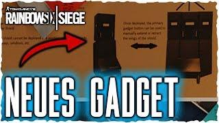 """NEUES GADGET - Neues Schild - """"Tower Shield""""   Rainbow Six Siege News [Deutsch]"""