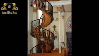 The Loretto Chapel Staircase Miracle | VOICE OF CHRIST JESUS