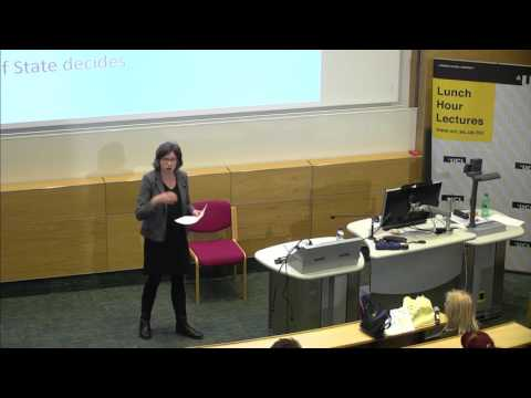UCL Lunch Hour Lectures - Exploring landscape in the context of wind energy // Professor Maria Lee