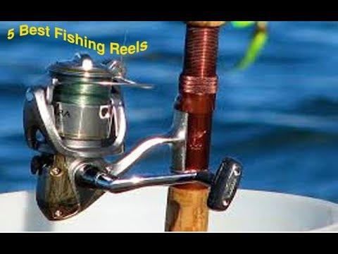 Top 5 best fishing reels reviews 2017 youtube for Best fishing reels 2017