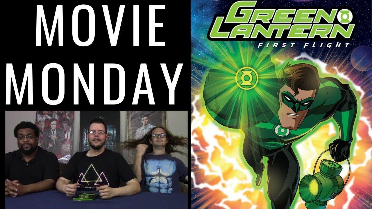 Download Green Lantern First Flight (2009) Movie Review - Movie Monday #33