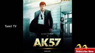 AK57 Theme Music