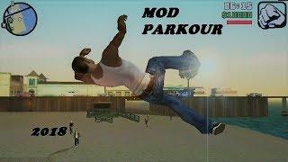 Mod Parkour Para GTA San andreas Actualizado [2019]