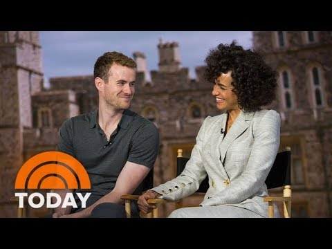 Meet The Actors Who Play 'Harry And Meghan' In Lifetime Movie | TODAY