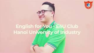 [English for You - E4U] Intro - TocoToco Team - DH Cong nghiep Ha Noi