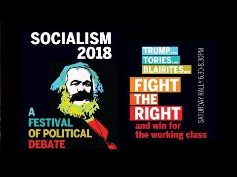 Socialism 2018  - 13:54-2018 / 11 / 15