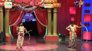 Jabardasth - - జబర్దస్త్ - Chalaki Chanti Performance on 1st May 2014