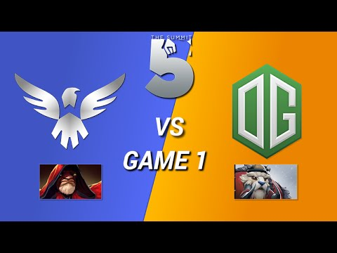 OG vs Wings - The Summit 5 Grand Finals - G1
