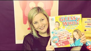 How to make Guess Who more fun for adults