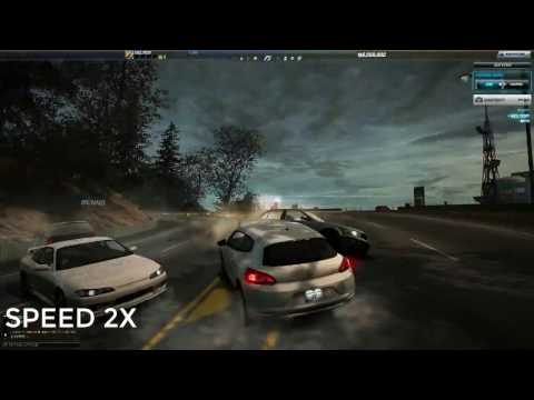PROBANDO NFS WORLD ONLINE 2017 | CLOSED BETA |  Testing NFSW ONLINE 2017 BETA CLOSED)