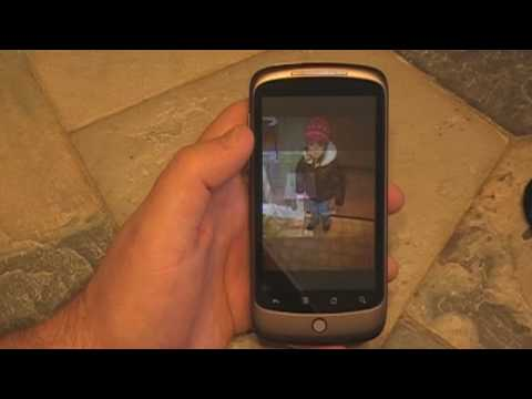 AndroidCentral.com Google Nexus One video review