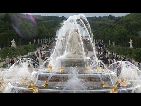 300 ans après, revivre les grandes eaux musicales de Versailles