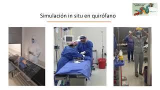 Implementación de la Simulación in Situ en un Hospital de alta complejidad  Miriam Perez SOMESICS
