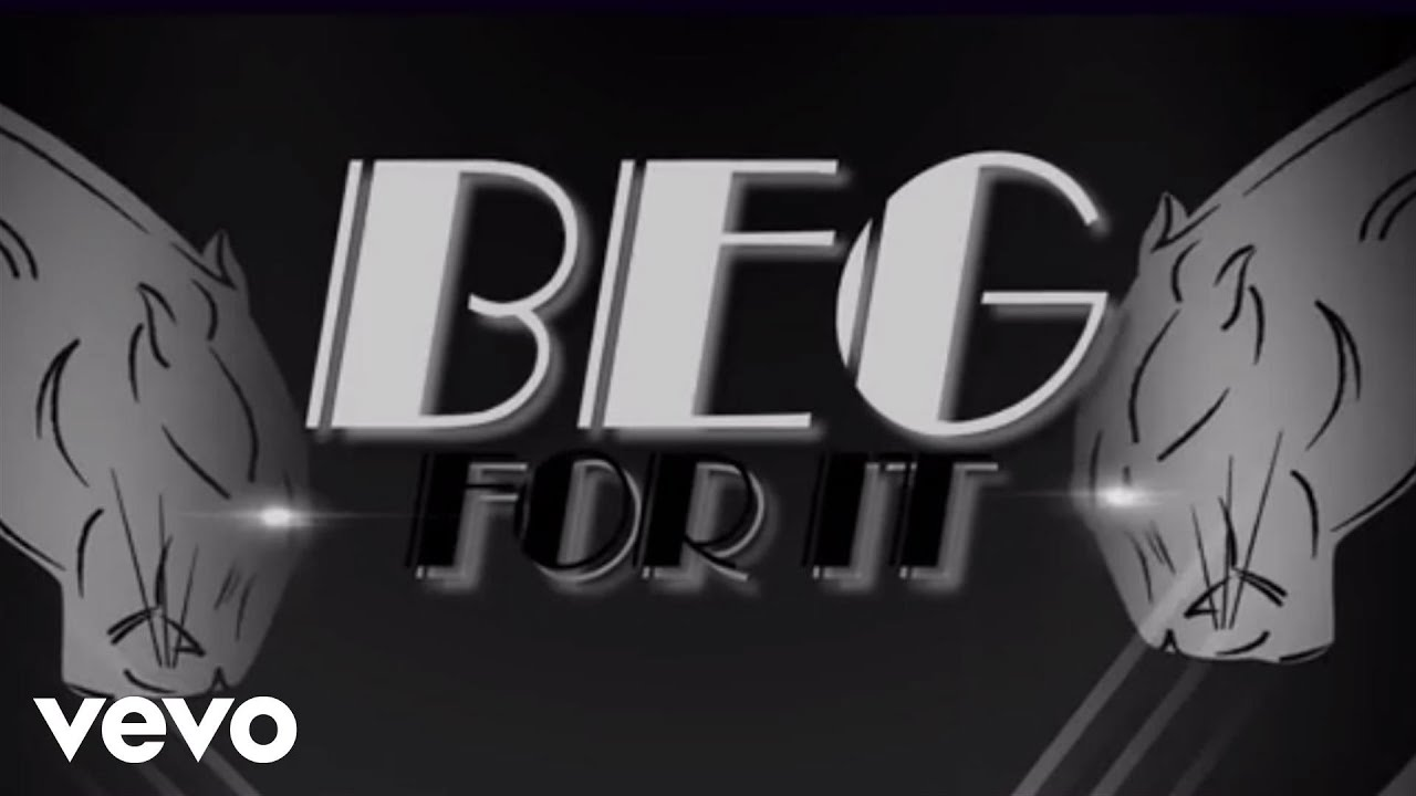 Iggy Azalea - Beg For It (Lyric Video) ft. MØ
