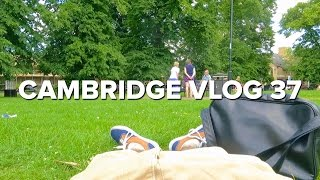 Cambridge Vlog 37 | End of Exams!
