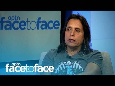 Dennis Ward Sits down with Renowned Activist, Winona LaDuke | APTN FaceToFace