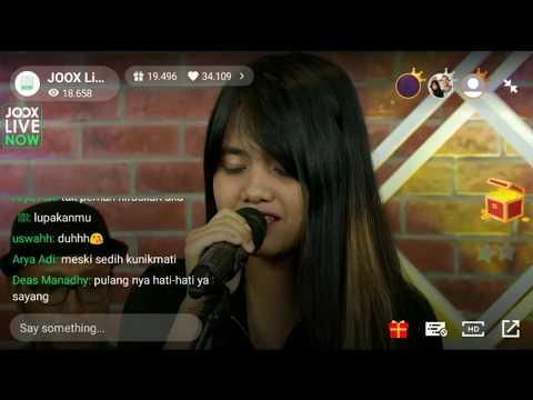 Suatu Saat Nanti - Hanin Dhiya Accoustic Version (live Joox)