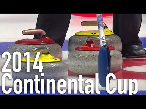 Harnden/Homan vs. Muirhead/Murdoch - Mixed Doubles - WFG Continental Cup
