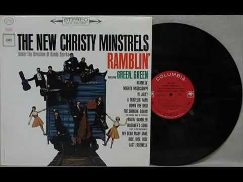 The New Christy Minstrels - Green, Green