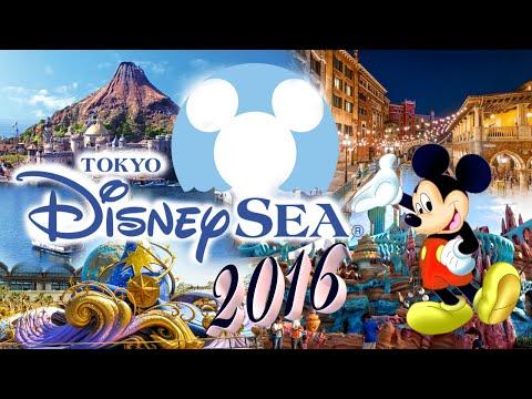 Tokyo Disney Sea \\ Explore With Me! 東京ディズニーシー