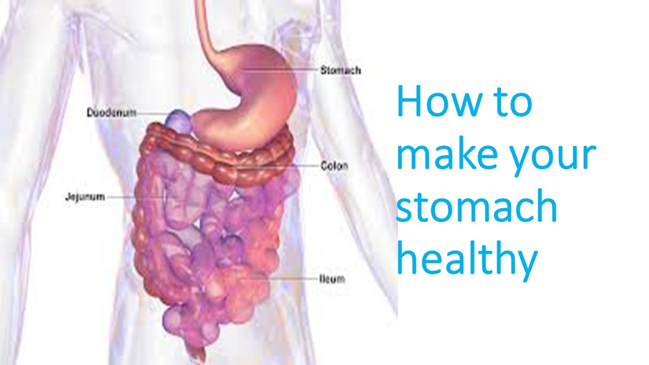 How To Keep Your Stomach Healthy Causes Of Stomach Problems Youtube