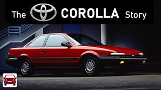 The Toyota Corolla Story