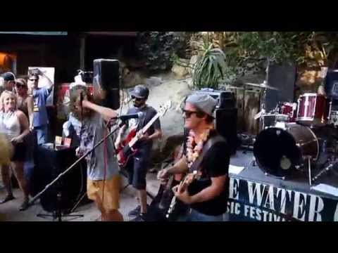 Wheeland Brothers Beans and Rice Sunday Blue Water Music Festival Laguna Beach, Ca  March 29, 2015